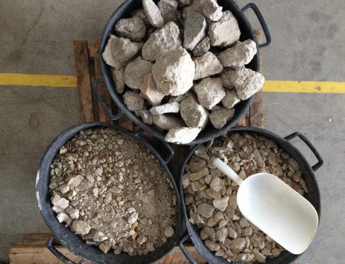 Massa volumica dei granuli